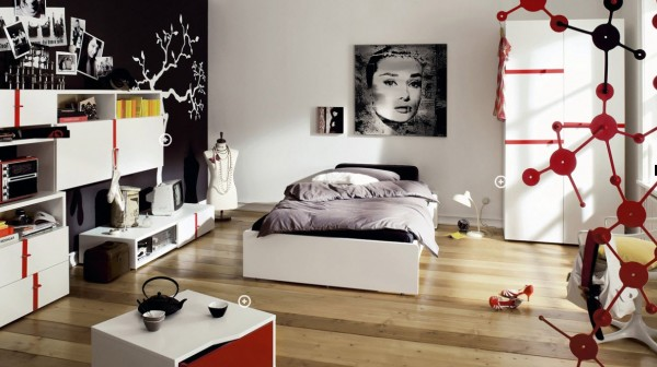 Spectacular Teenage Bedroom Design Archive