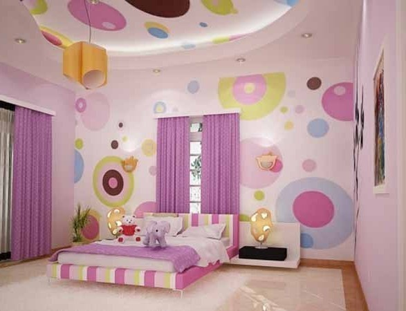 Awesome Teenage Bedroom Design Type