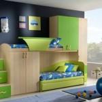 Popular Green Bedroom Design Decor