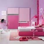 Awesome Girlie Bedroom Design Concept