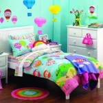 Luxurious Colorful Kids Bedroom Design Theme