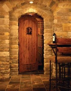 Choosing-the-Right-Material-for-Your-Wine-Cellar-Door